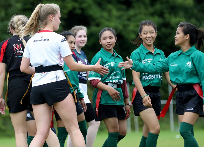 Girls can play rugby: sport and the rights of the girl child