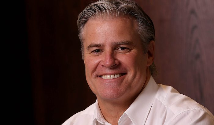 Brett Gosper, CEO, World Rugby
