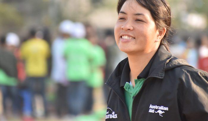 Huyen, Hoa Binh Rugby Network, Vietnam