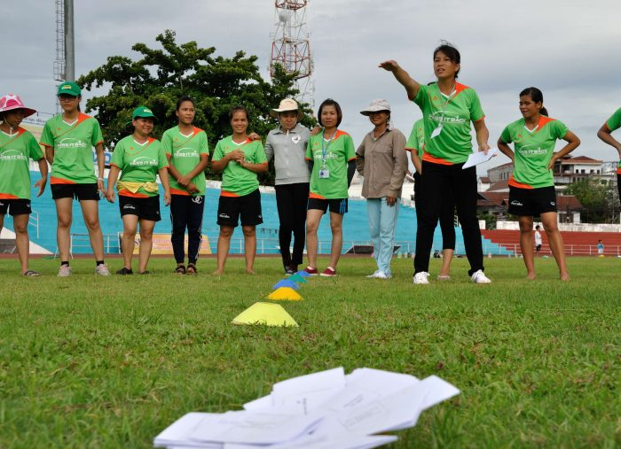 Facing future challenges through sport