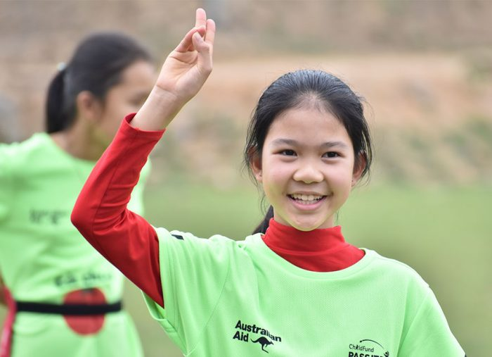 How ChildFund Pass It Back is changing lives in Vietnam