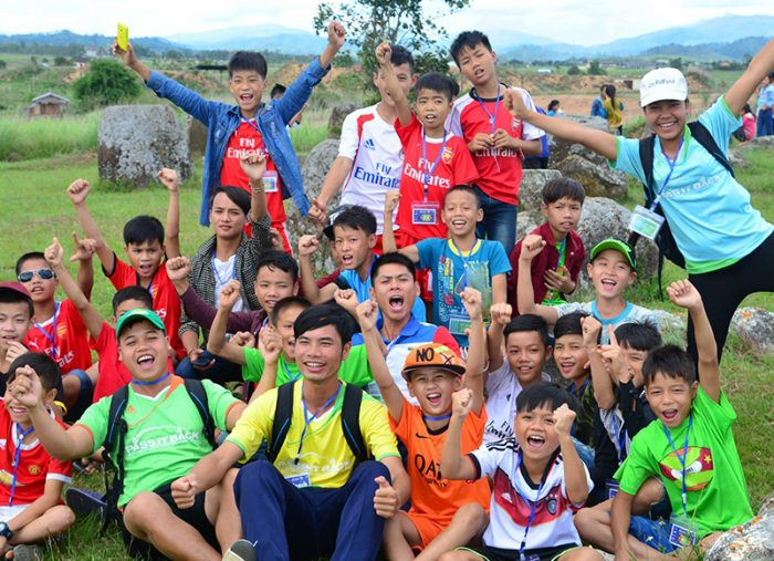 Using the power of sport to overcome barriers for youth in Asia