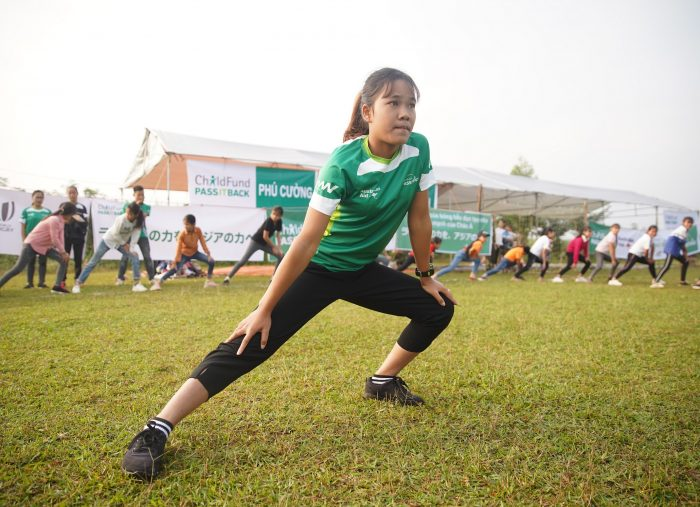 Using sport to keep girls and women safe