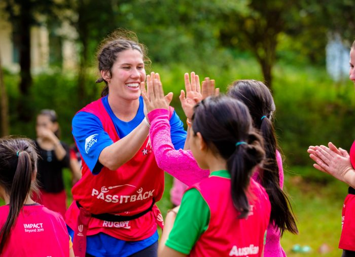 How does sport connect people and communities?