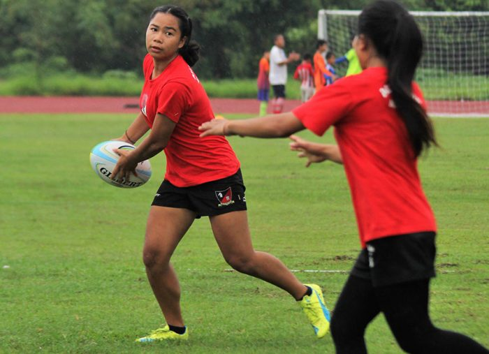 Rugby inspires Bounpasong with dreams for her future
