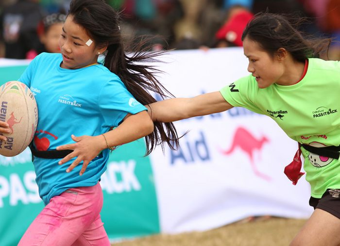 Creating new rugby heartlands in Asia