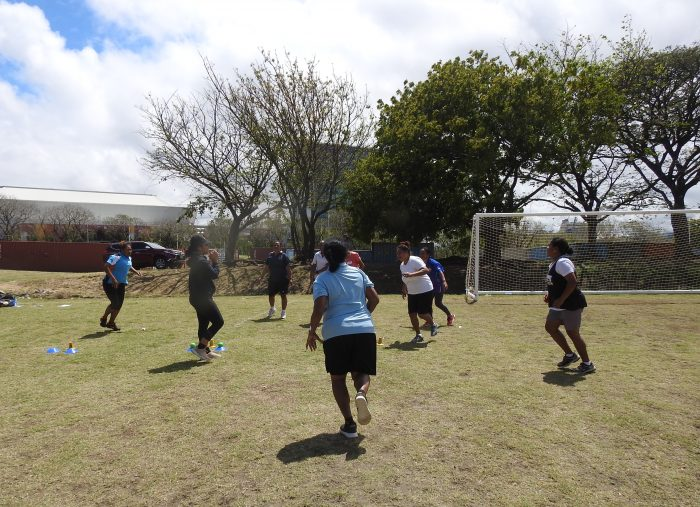 Cricket for Good with ChildFund Celebrating International Day of Sport for Development and Peace