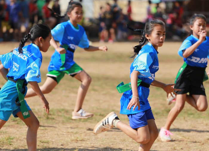 How ChildFund Pass It Back keeps children safe in sport
