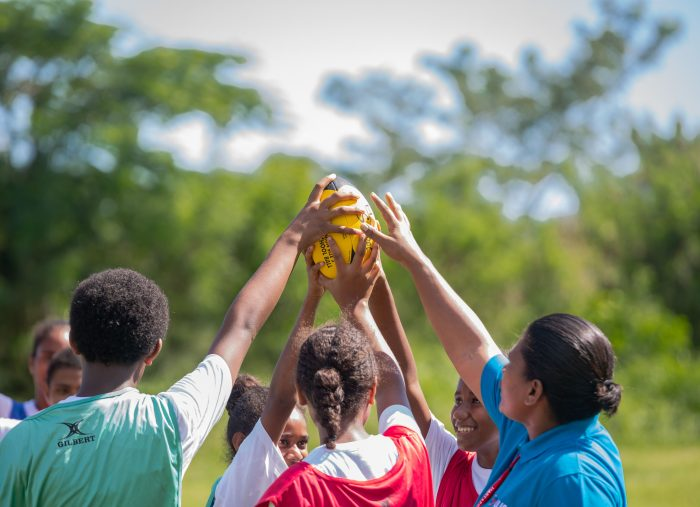 ChildFund and Oceania Rugby expand partnership to keep everyone safe in rugby across the region