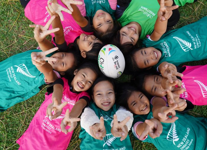 ChildFund Australia says thank you to New Zealand Embassy in Hanoi for continued program work through Covid-19
