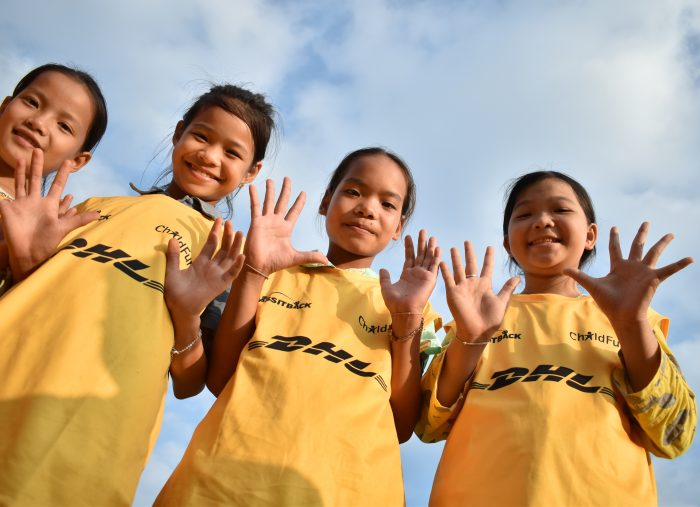 Why have we rebranded to ChildFund Rugby?