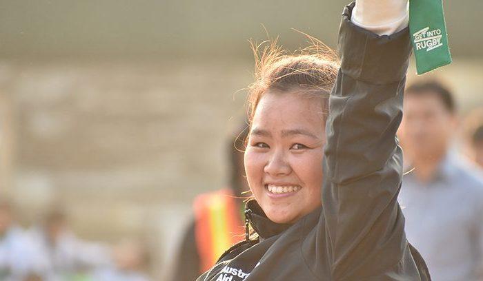 Lan, Hoa Binh Rugby Network, Vietnam