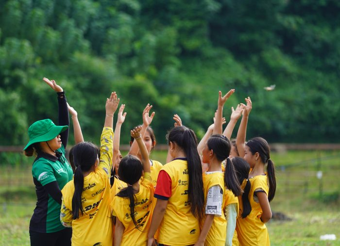 Learn and Grow Through Sport – a Story of Coach Lan
