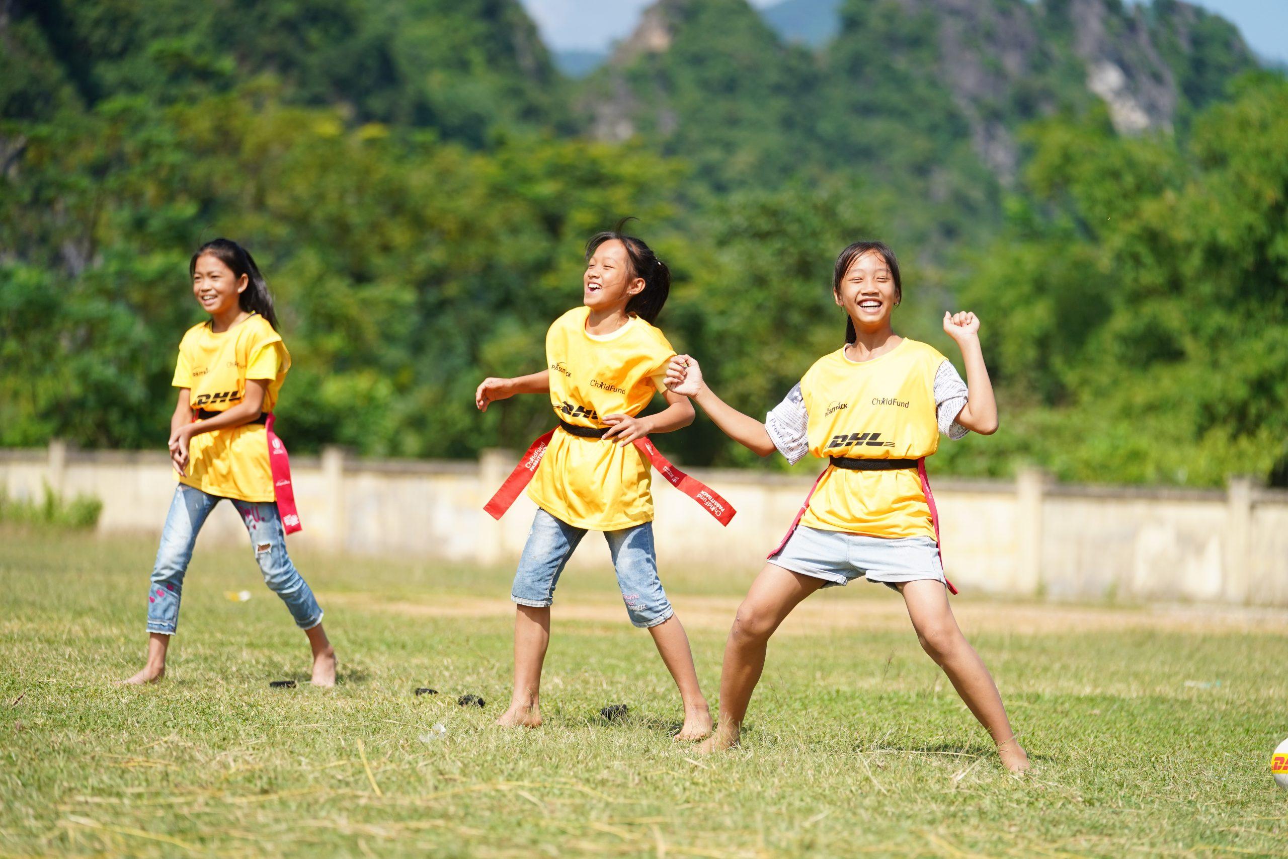 ChildFund Rugby